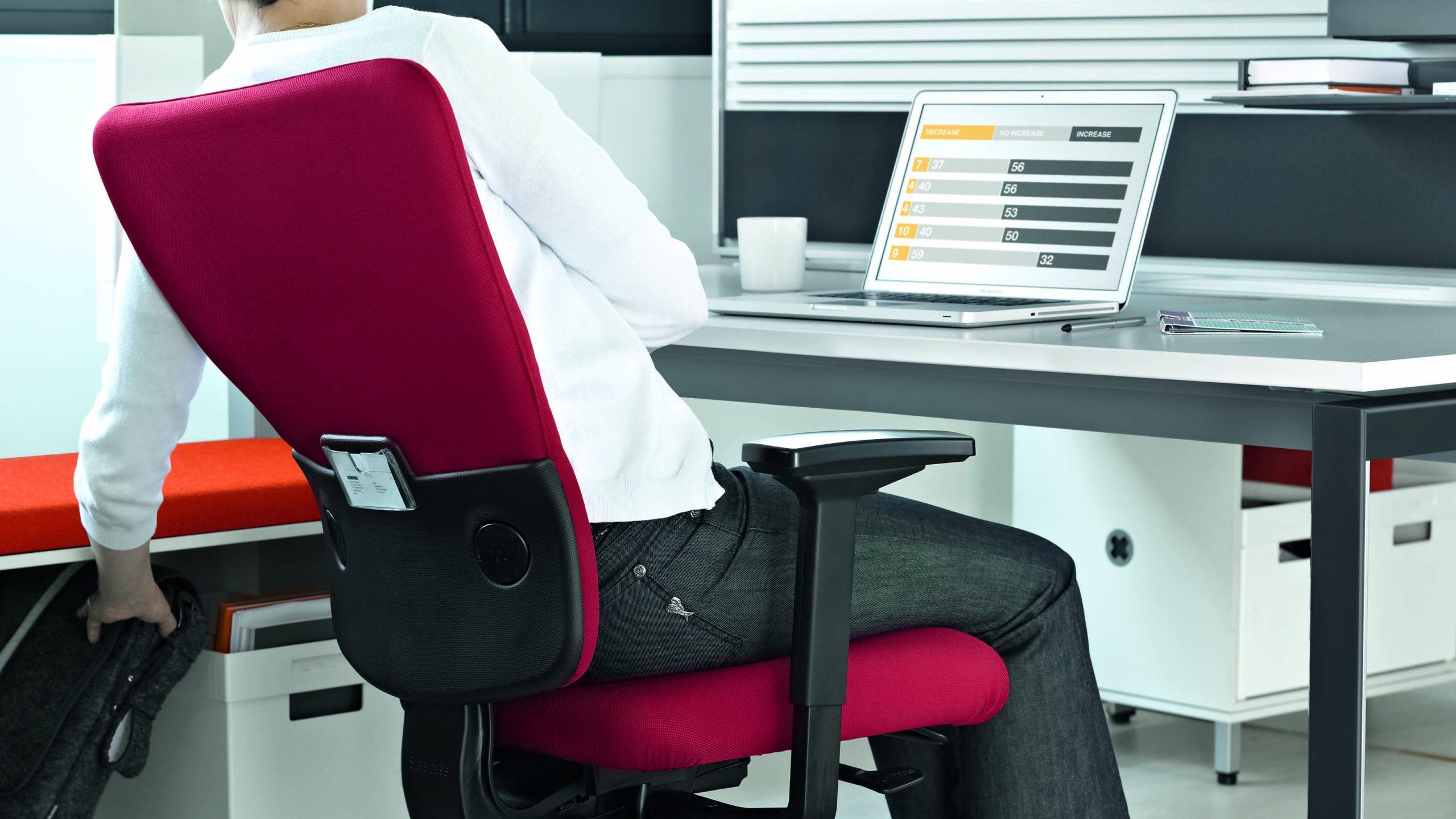 cadires d'escriptori ergonòmiques