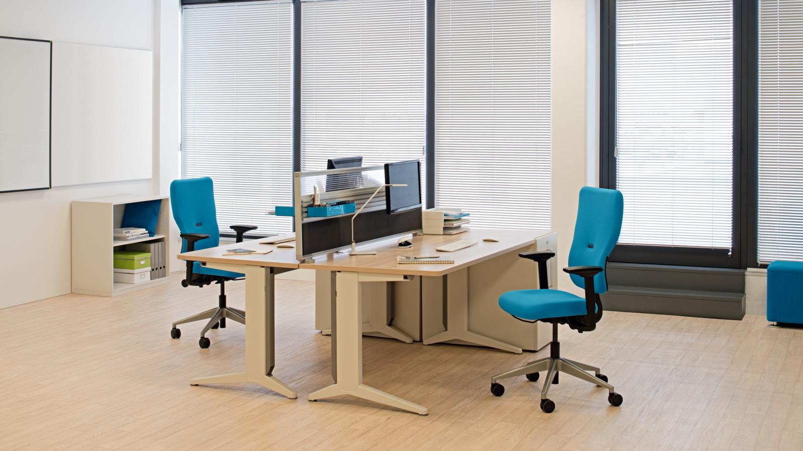 CadiraLet's B cadires d'escriptori ergonomiques