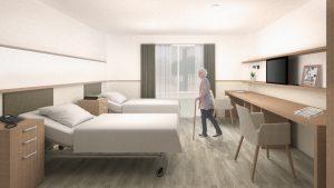 diseño en las residencias