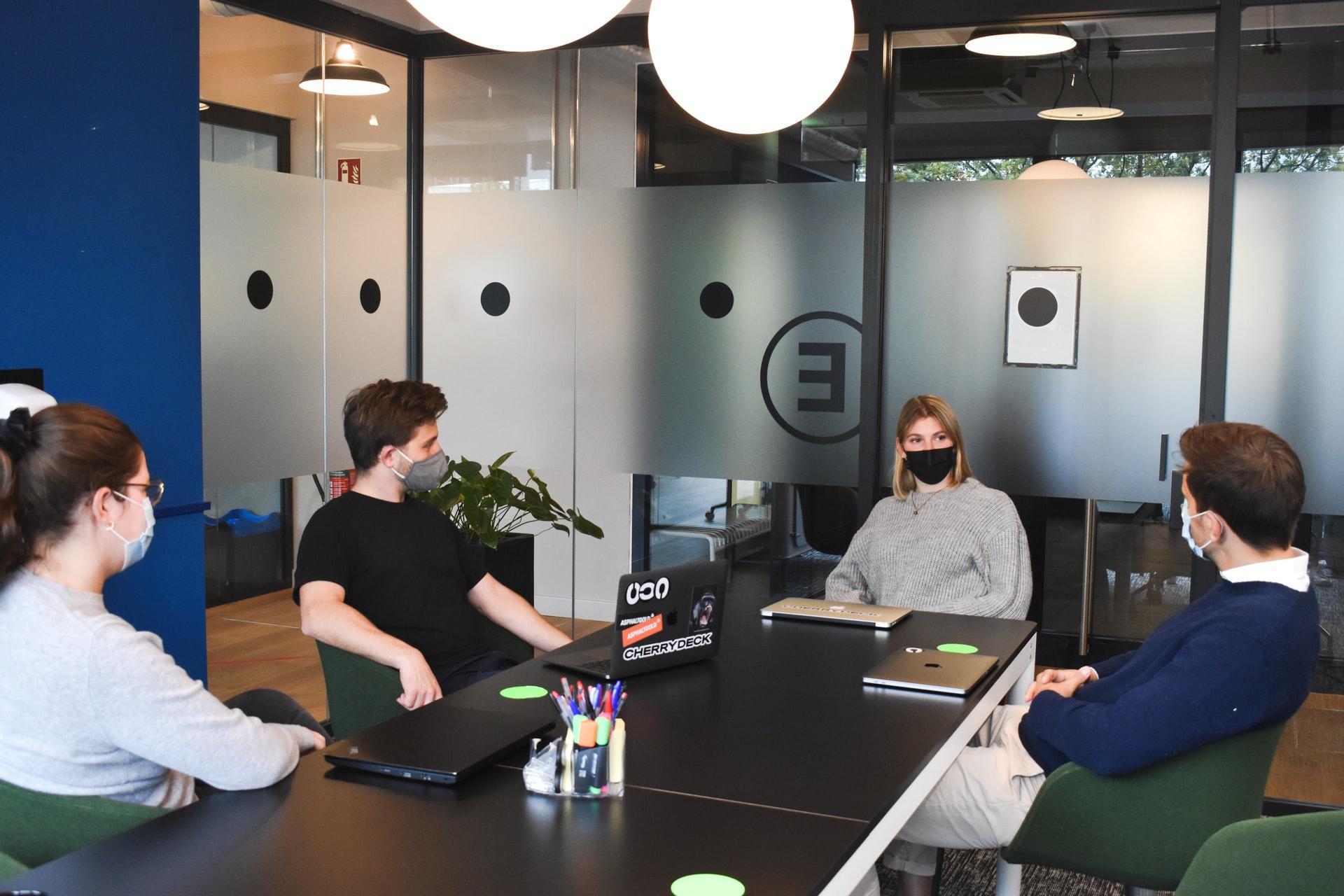 Oficinas adaptadas a los nuevos tiempos